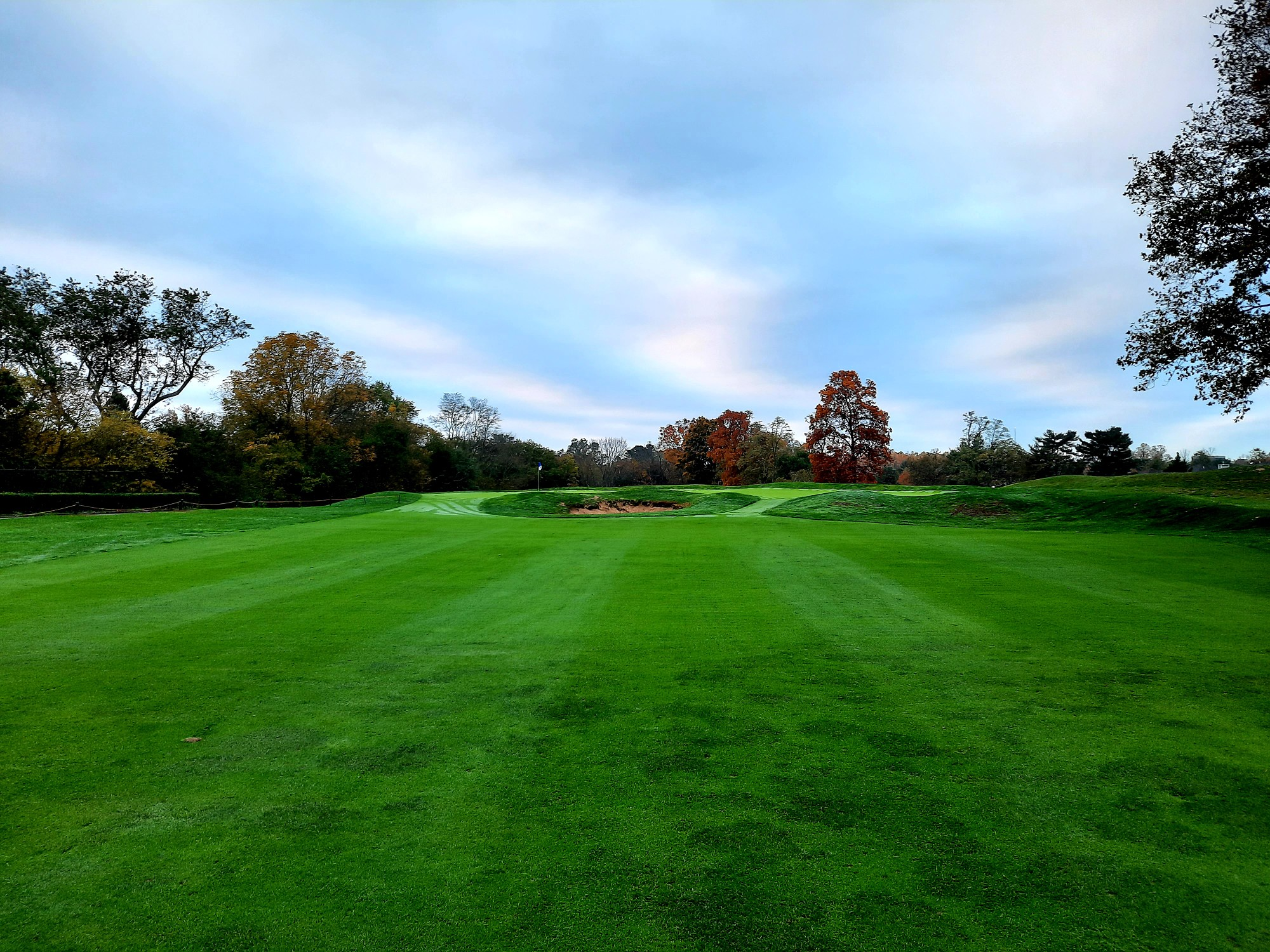 View of the Stonebridge course